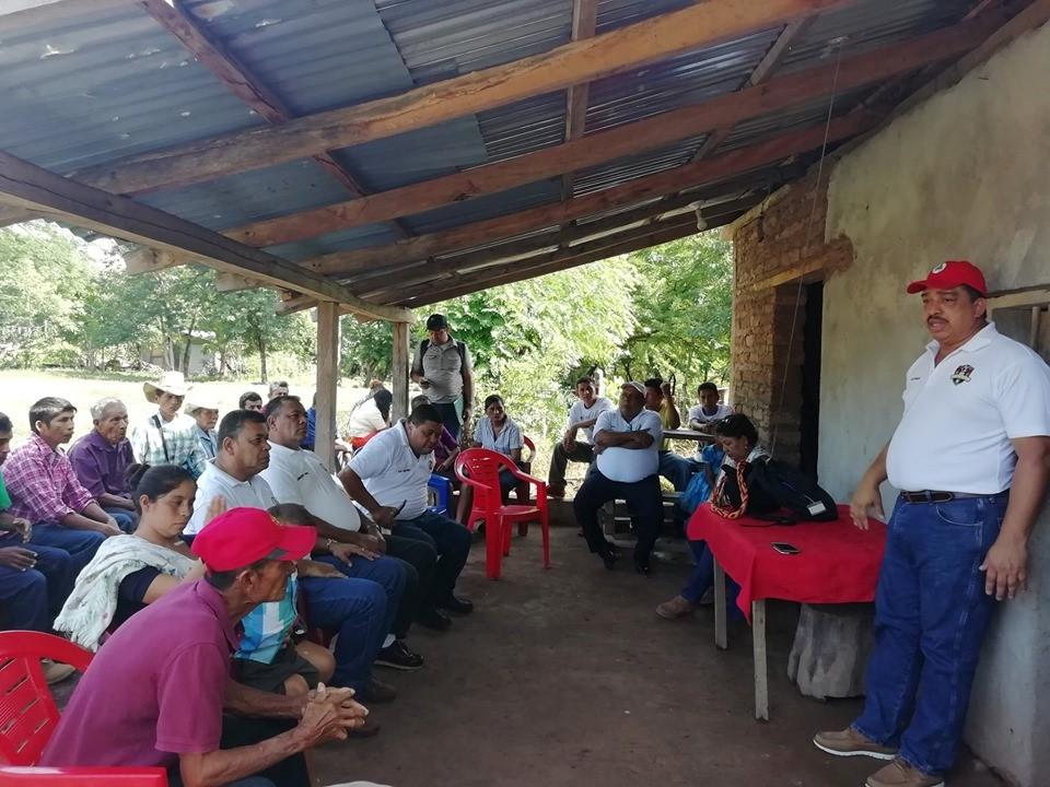 SUTRASFCO se solidariza con trabajadoras/es meloneros
