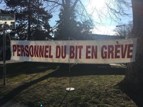 CSA manifiesta su solidaridad con la huelga de los/as trabajadores/as de la OIT