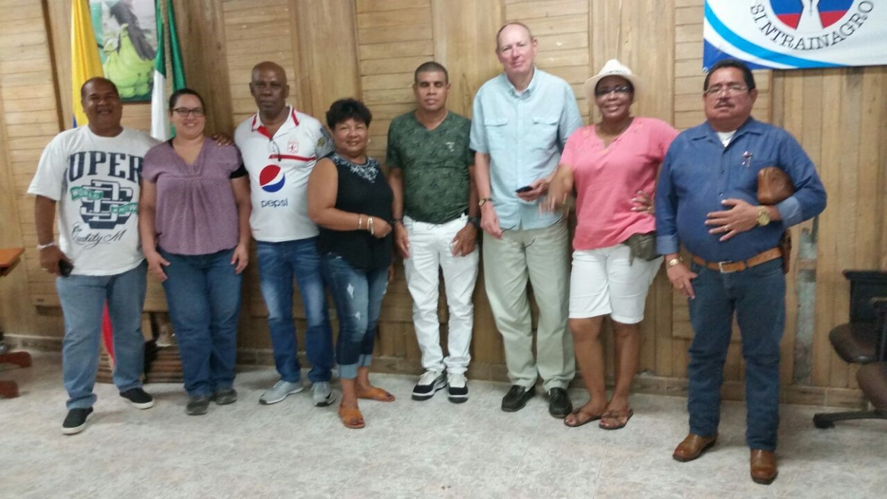 COLSIBA se reúne con SINTRAINAGRO y Organizaciones Aliadas.