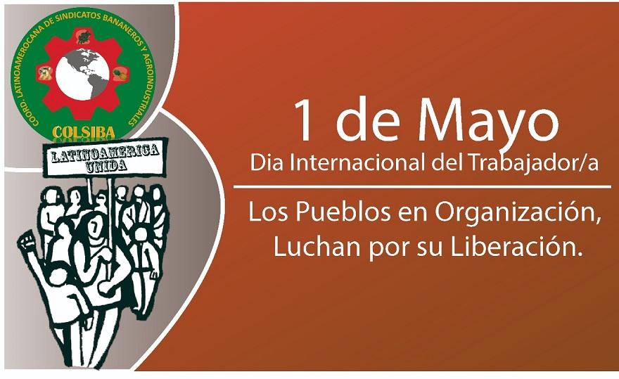 1ro Mayo, Día Interacional del Trabajador/a