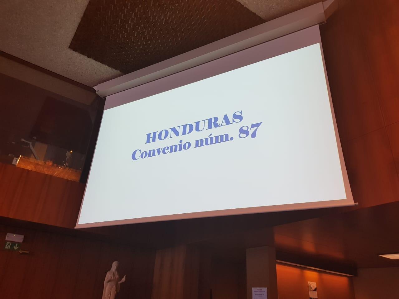 Honduras, nuevamente señalada por la OIT, por violaciones laborales y los derechos humanos