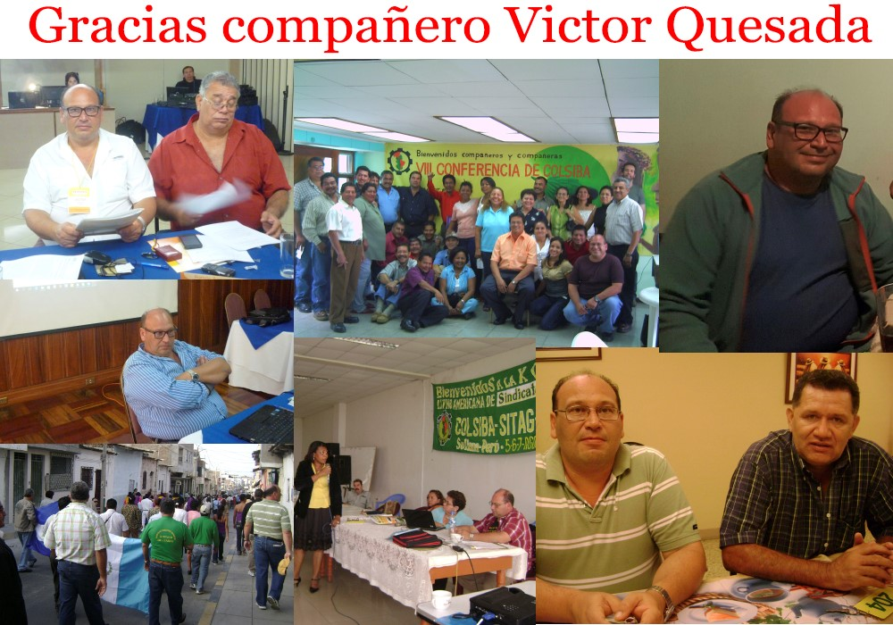 VICTOR HUGO QUESADA ARCE