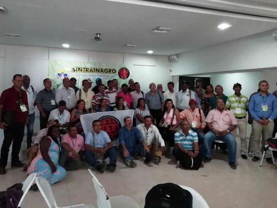 STAS participa en el Foro Internacional de la Palma en Colombia