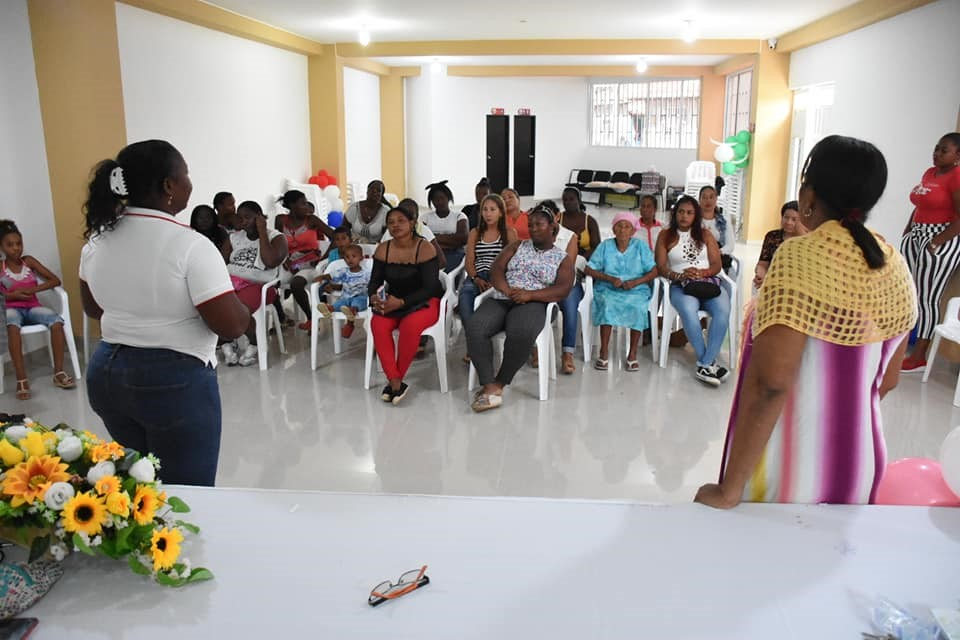 Conmemoración Día de la No Violencia Contra la Mujer en SINTRAINAGRO