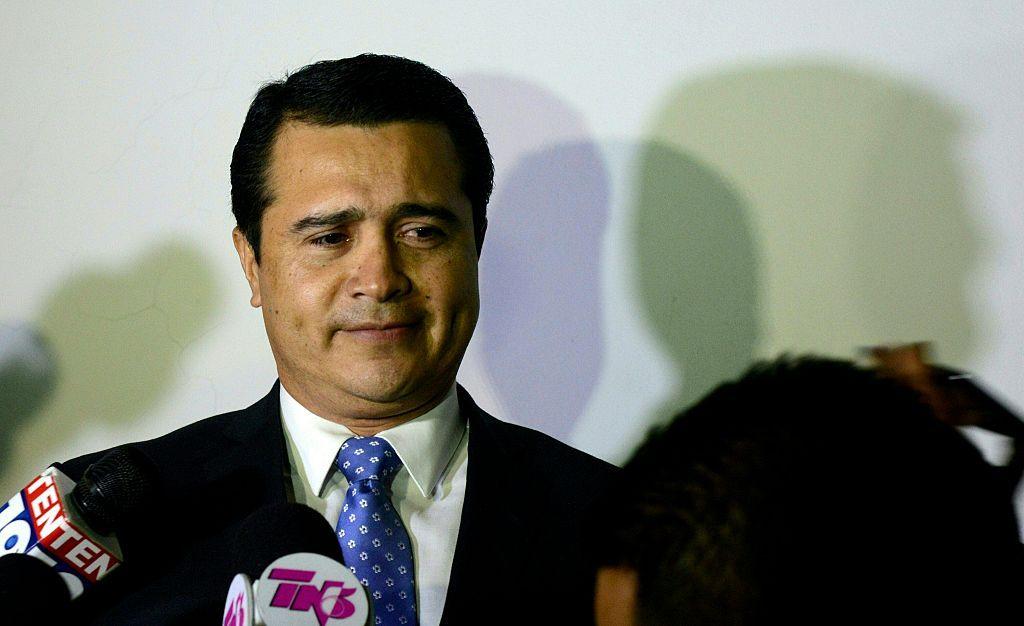 Acusan de narcotráfico a hermano de presidente de Honduras detenido en EE.UU.