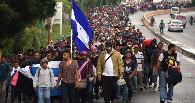Oxfam condena intimidación contra migrantes por policías de Guatemala, México y EEUU