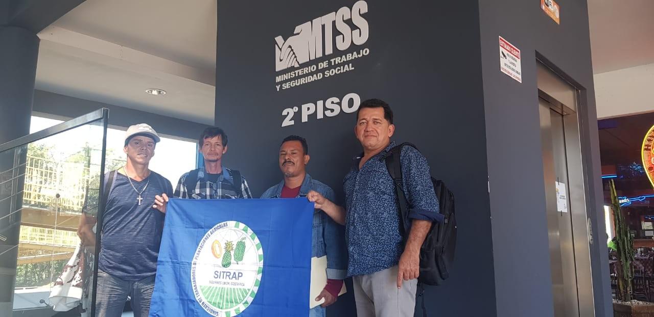 Del Monte y SITRAP acuerda incio de Negociacion Colectiva