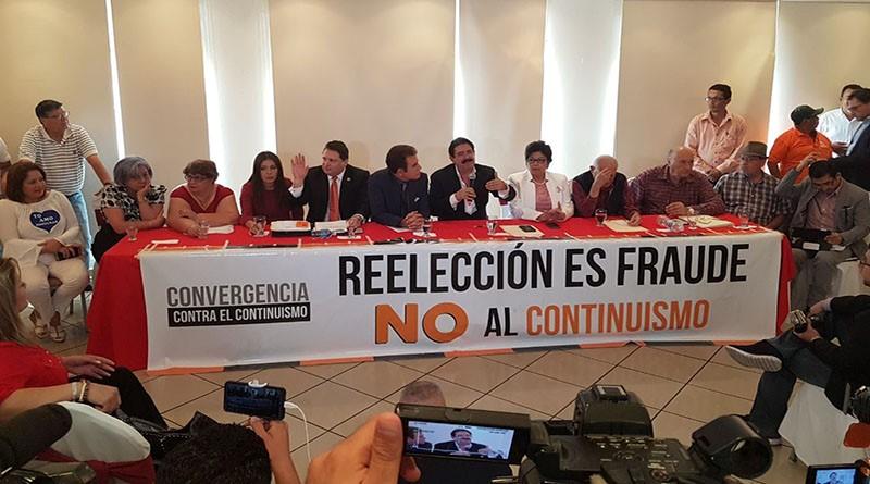Honduras: Comunicado Convergencia Contra el Continuismo y el Comité Pro-Liberación