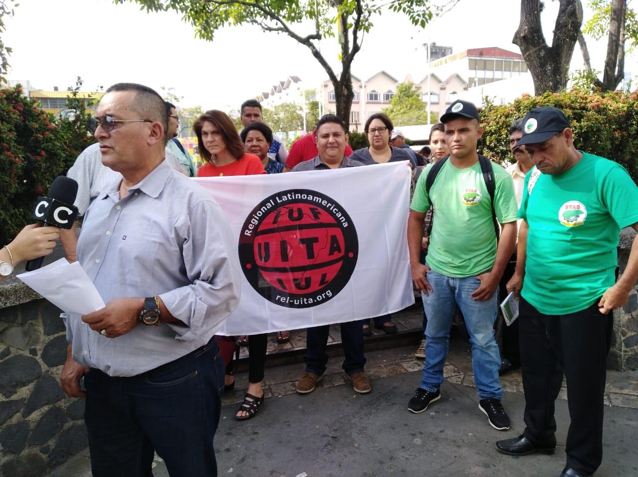 Organizaciones demandan se respete los derechos laborales en las empresas de Grupo Jaremar.