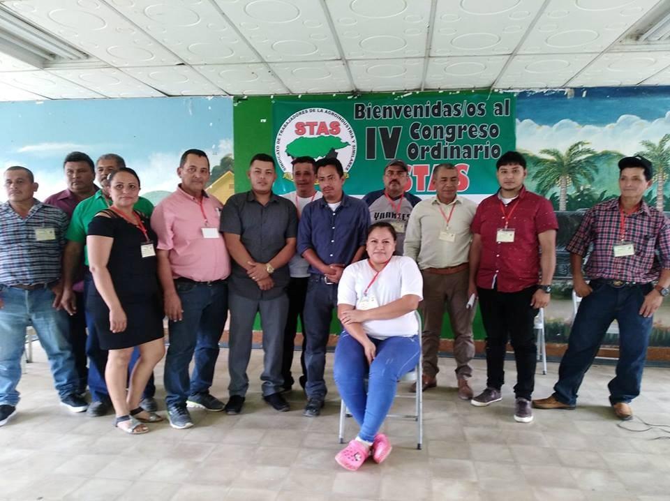 STAS elige autoridades periodo 2019-2021
