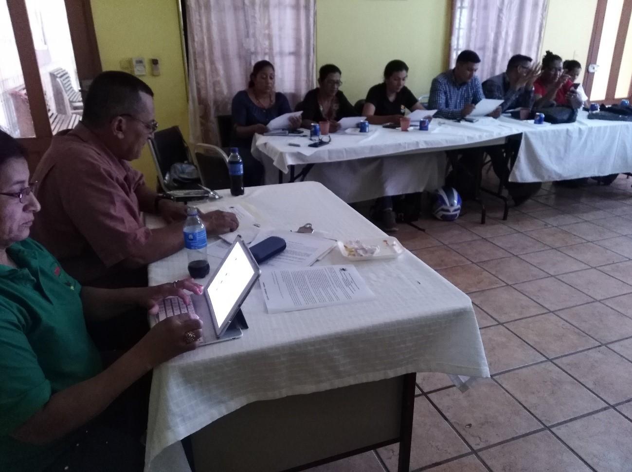 STAS se reúne con organizaciones de la Zona Sur