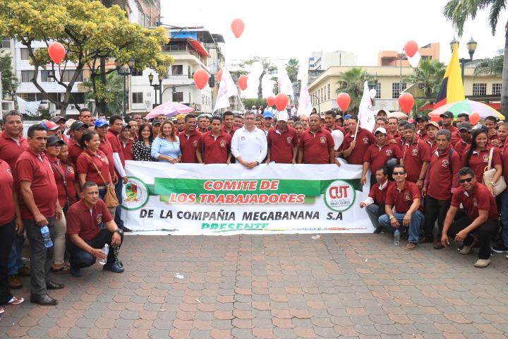 PRONUNCIAMIENTO 1 DE MAYO 2019 COLAE-SINUTRABE-ECUADOR.