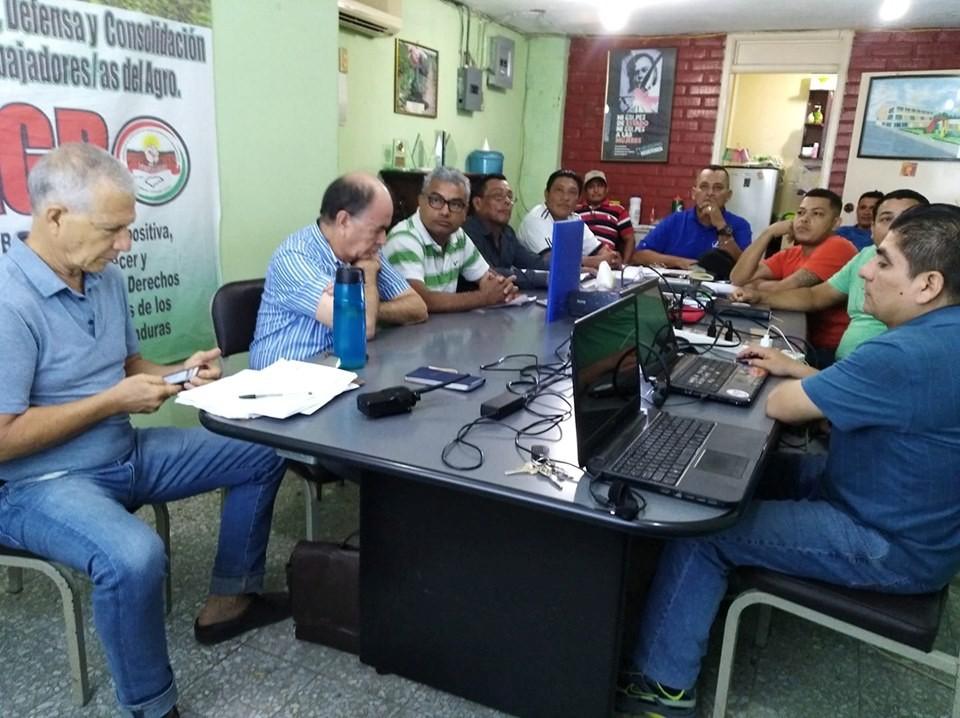 STAS negocia 5to Contrato Colectivo con la empresa Guaruma Agroindustrial