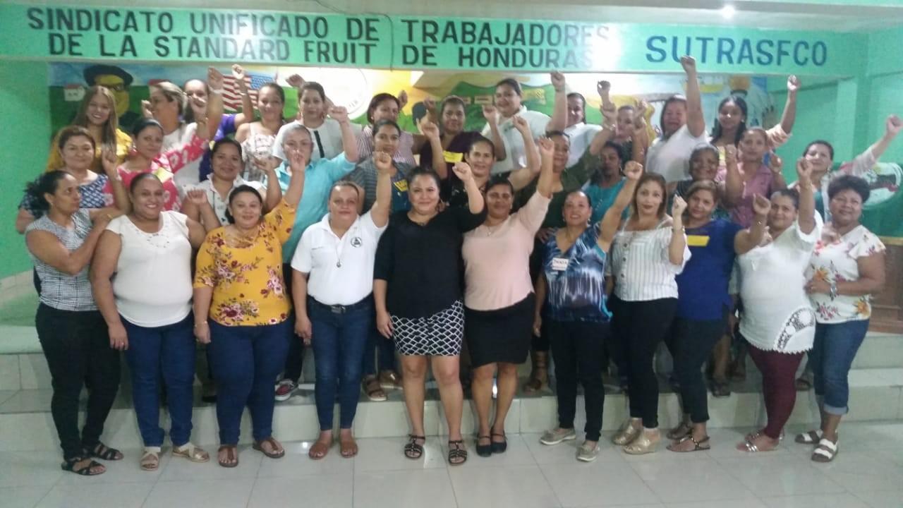 Mujeres Sindicalistas Agrícolas se fortalecen