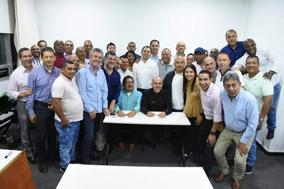 Empresarios bananeros y Sintrainagro firmaron nueva Convención Colectiva de Trabajo
