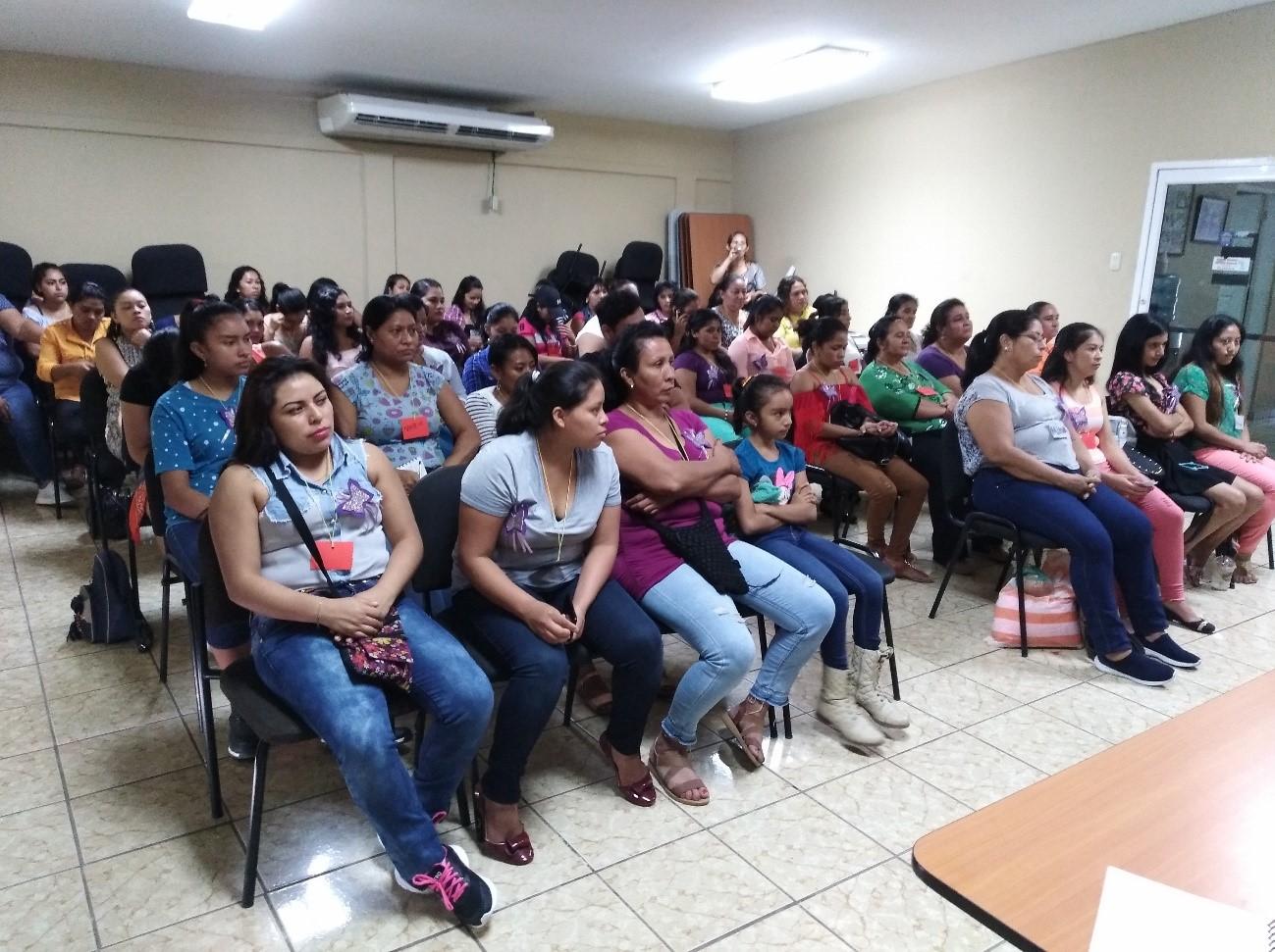 Honduras: Histórico nacimiento de sindicato de Trabajadoras/es del Hogar