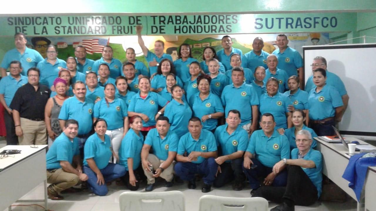 Sindicalistas agrícolas de Latinoamérica fortalecen unidad en la XV Conferencia de COLSIBA