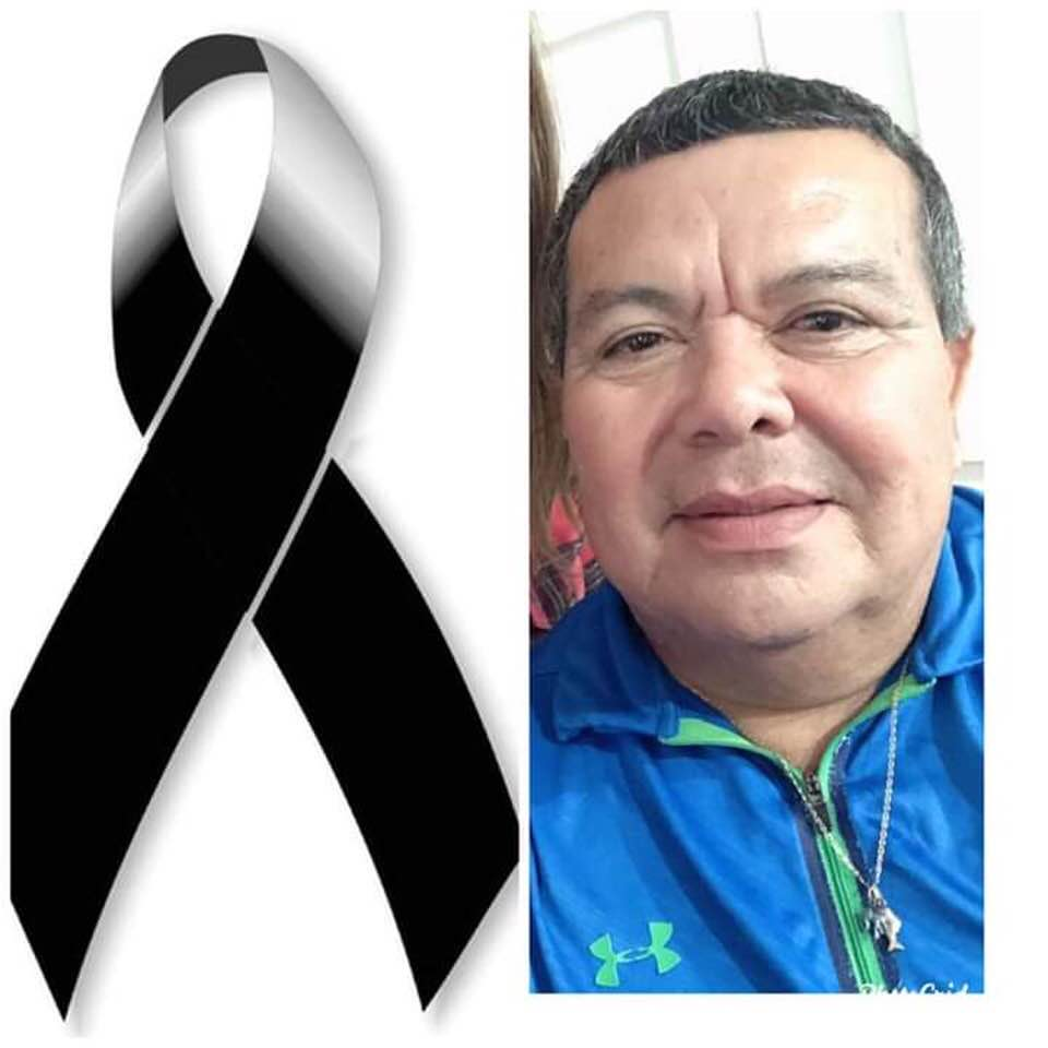 Comunicado de Prensa – Jorge Alberto Acosta
