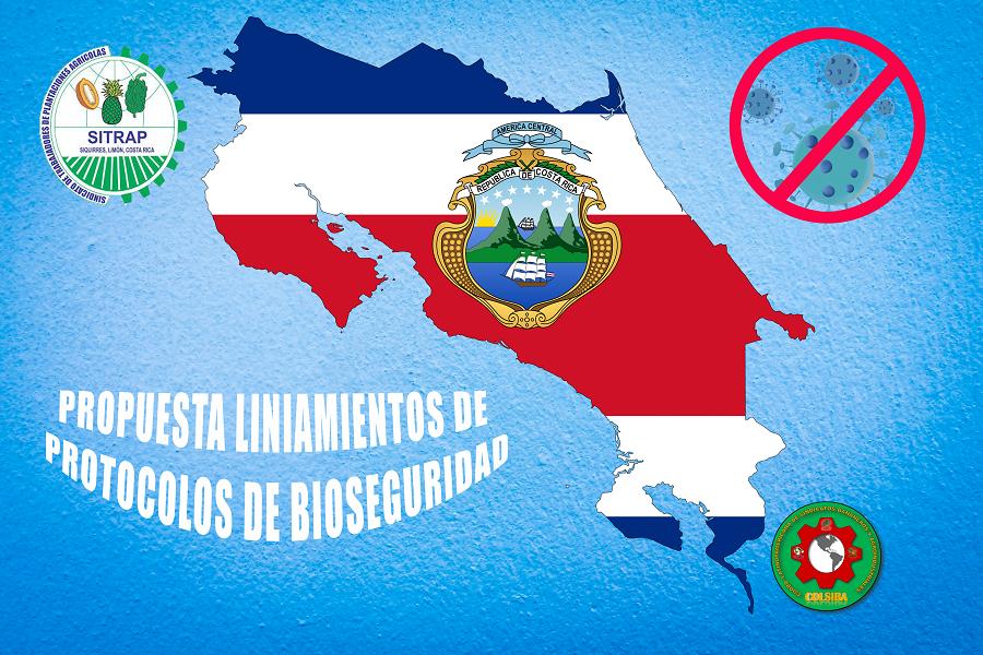 Costa Rica / Propuesta de  lineamientos al  sector patronal agroindustrial