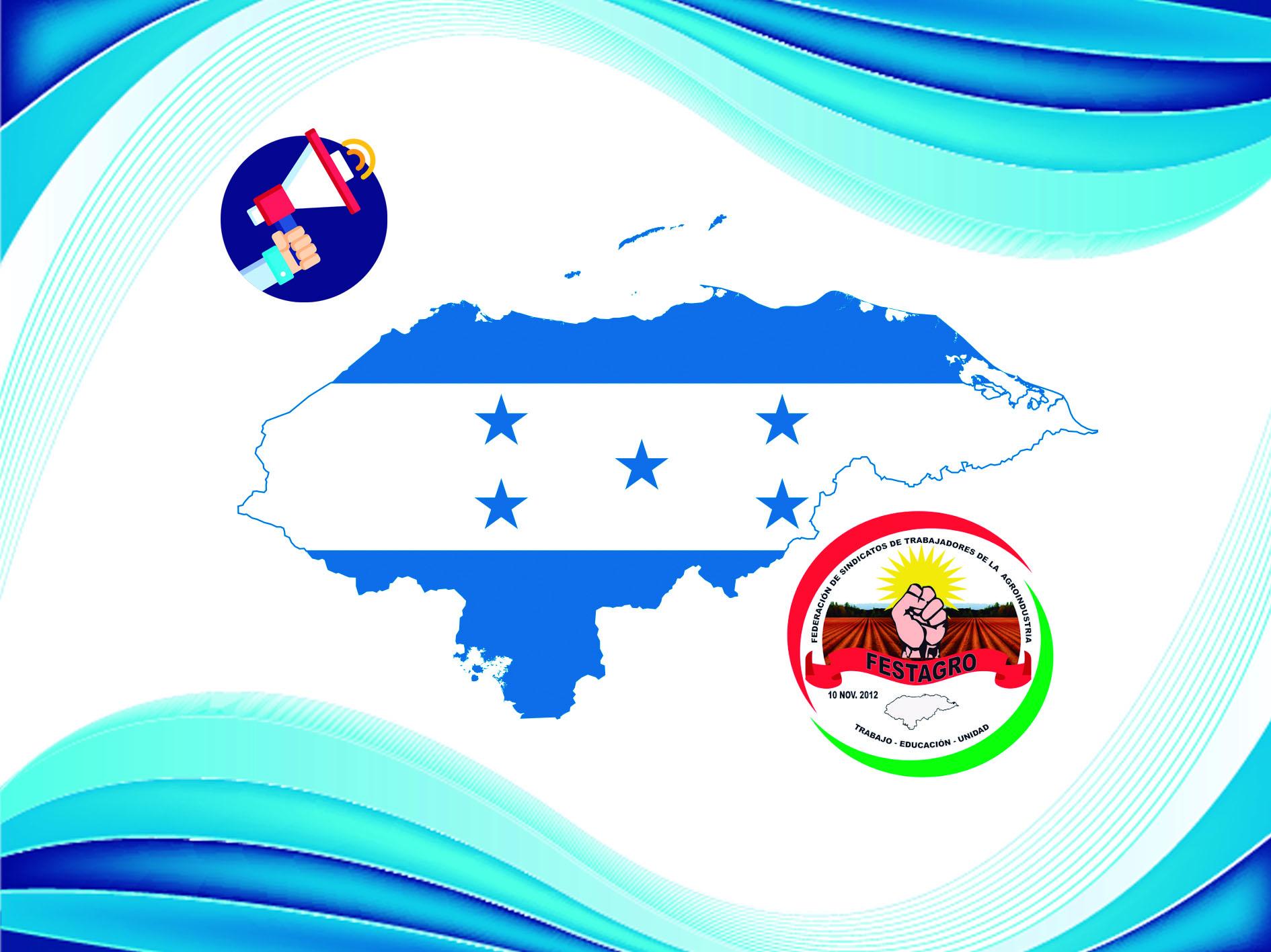 Honduras // Festagro pide medidas de protección para sus afiliados
